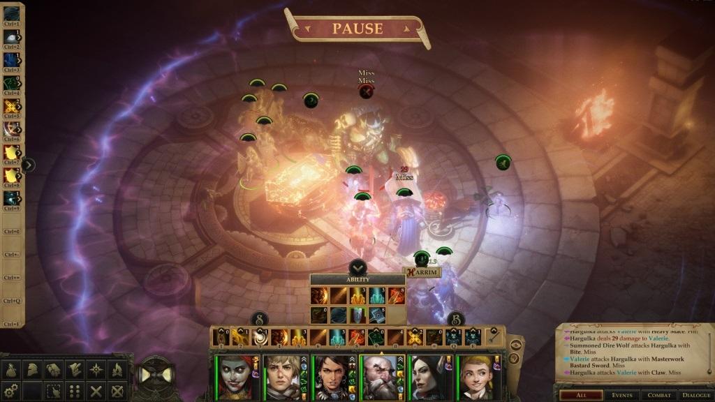 Pathfinder: Kingmaker; gameplay: troll