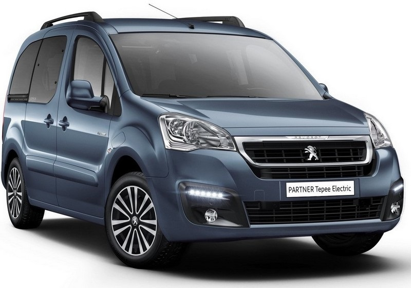 Peugeot Partner Teepee Electric