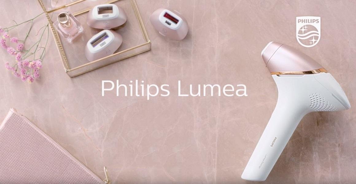 philips lumea prestige ipl technologie odstraňování chloupků