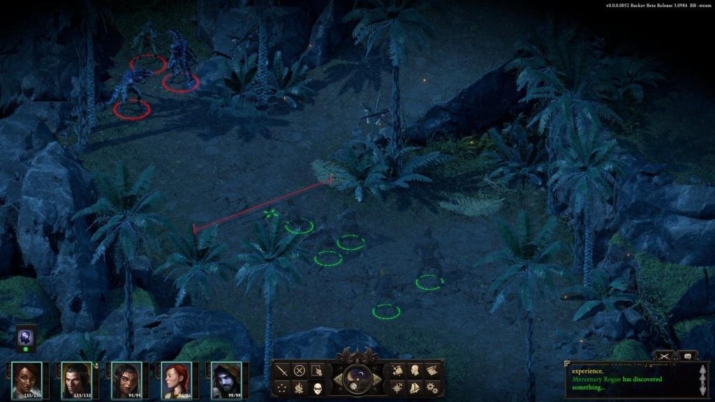 Nejlepší hry; Pillars of Eternity 2: Deadfire; screenshot: past