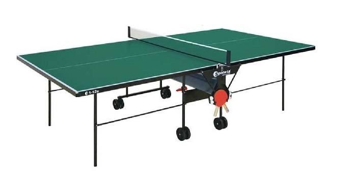 Skládací pingpongový stůl