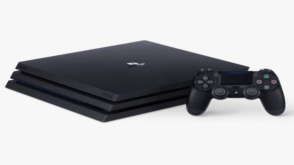 PlayStation 5; PlayStation 4 PRO