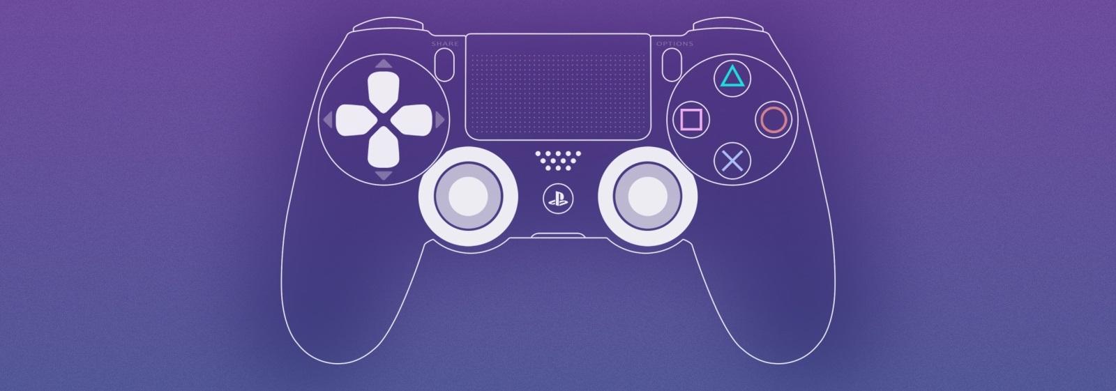 PlayStation 5; screenshot: controller