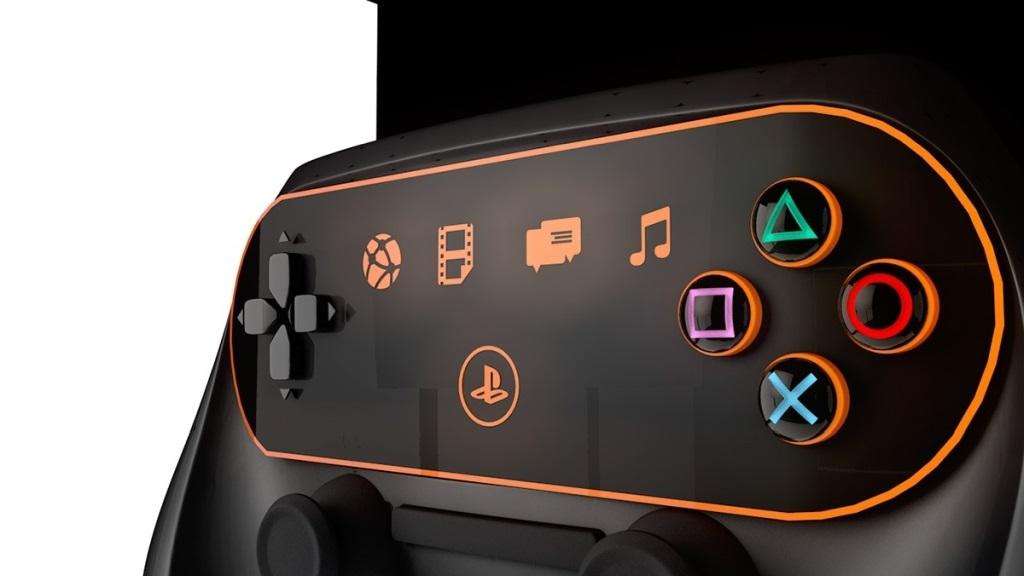 PlayStation 5; ovladač