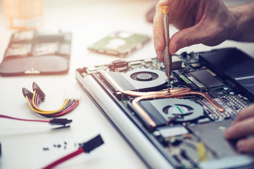 Notebook, náročnější oprava