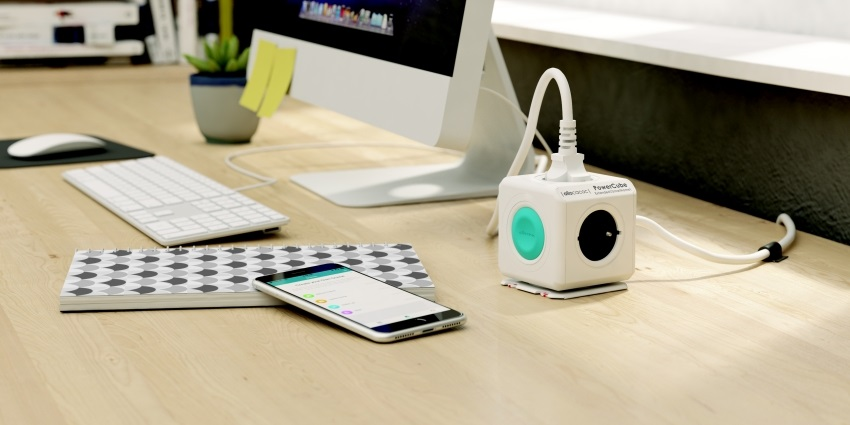 PowerCube, chytrá zásuvka
