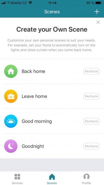 Aplikace PowerCube