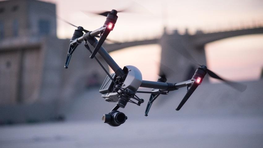 Licence na dron - letecké práce dronem