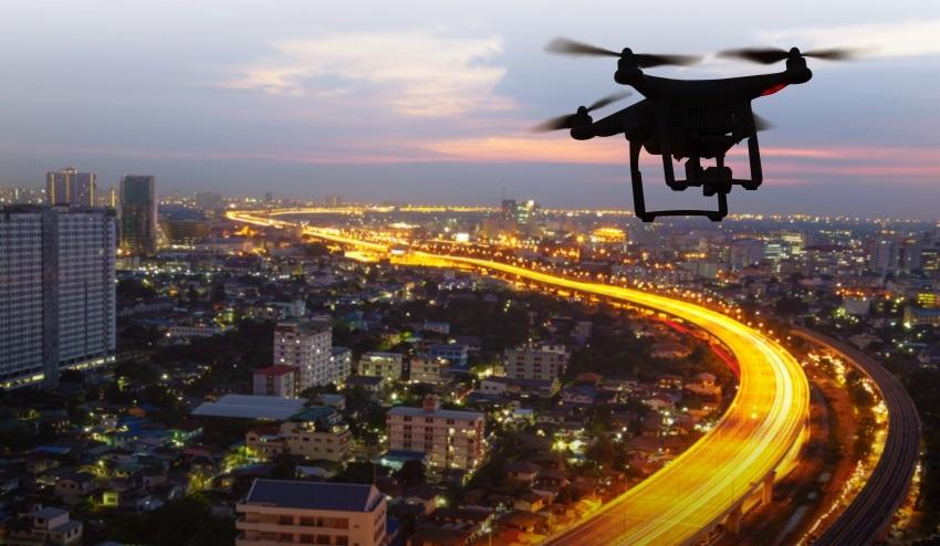 Dron zákon - létání v zástavbě