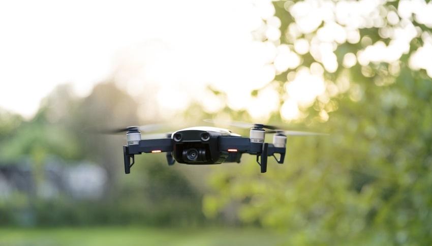 Drony legislativa - využití
