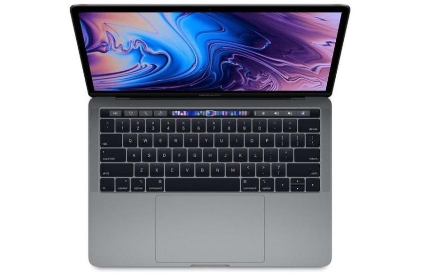 MacBook; Touch Bar