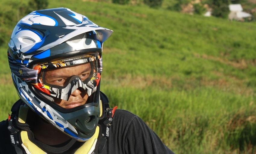 Motocyklová helma