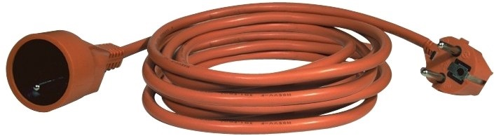 Prodlužovací kabel - oranžový