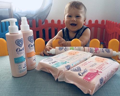 Dětské produkty Onclé