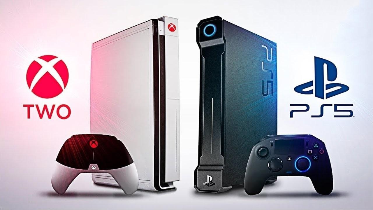 PlayStation 5; screenshot: PS5 vs Xbox Two
