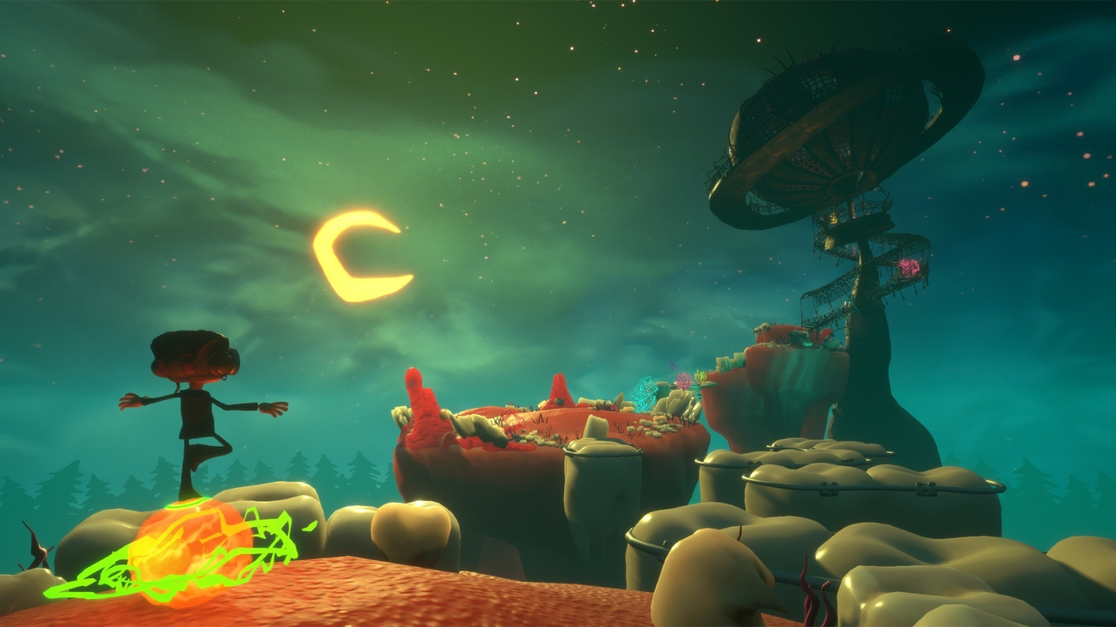 Psychonauts 2; screenshot: noc