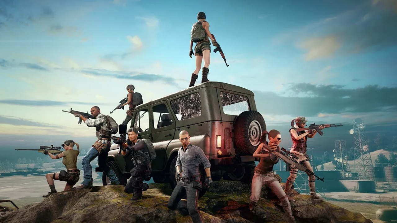 Player Unknown's Battlegrounds; screenshot: cover
