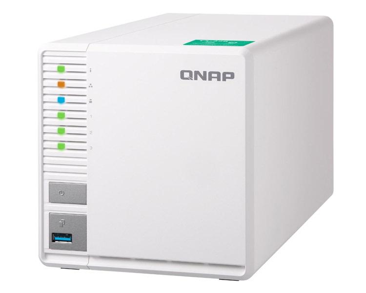 QNAP TS-328, NAS server