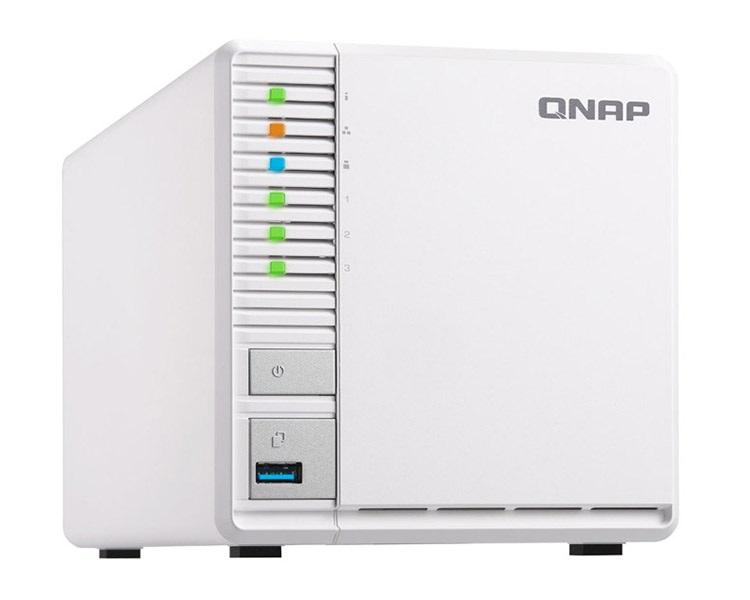 QNAP TS-328, domácí NAS server