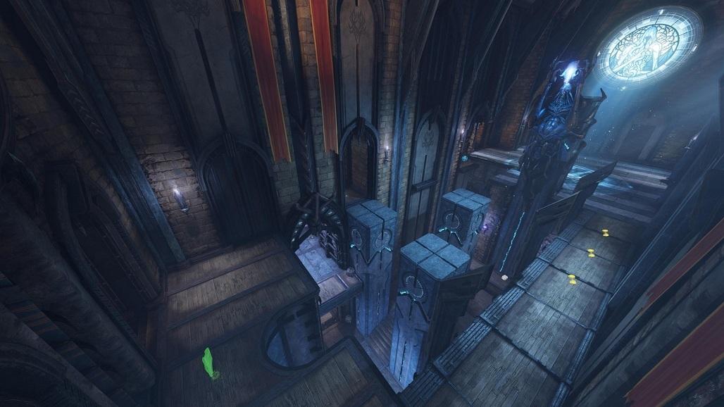 Quake Champions; Tomb