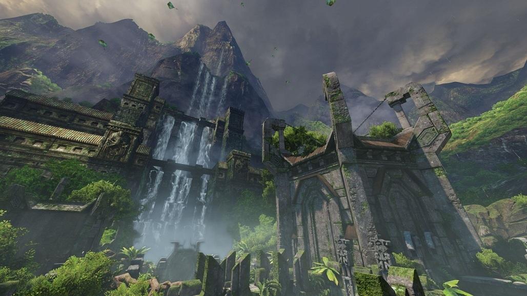 Quake Champions; Ruins