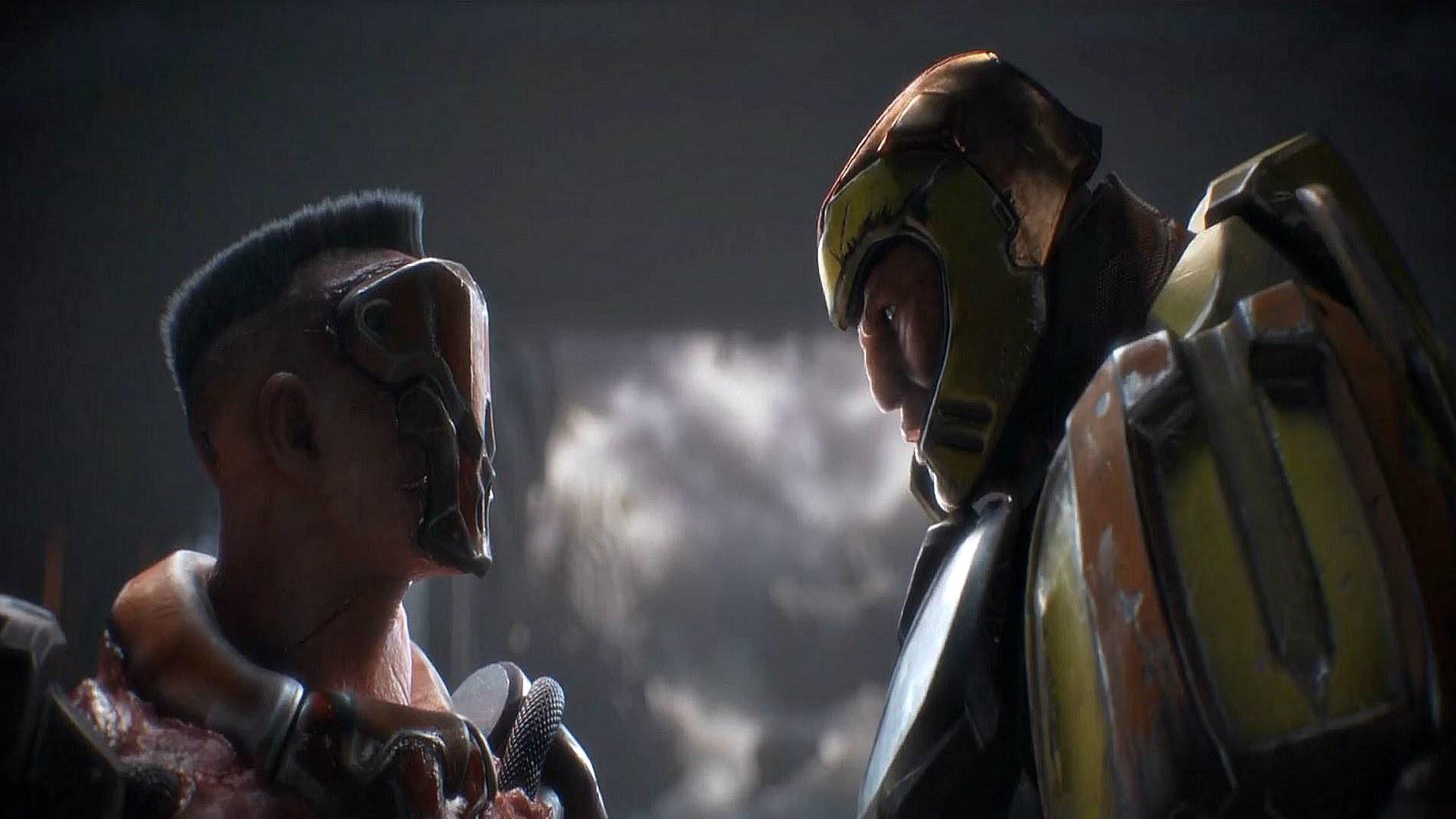 Quake Champions; Match incoming