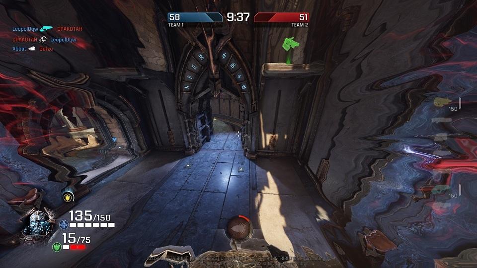 Quake Champions; Invisibility
