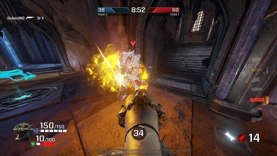 Quake Champions, Rocket Launcher