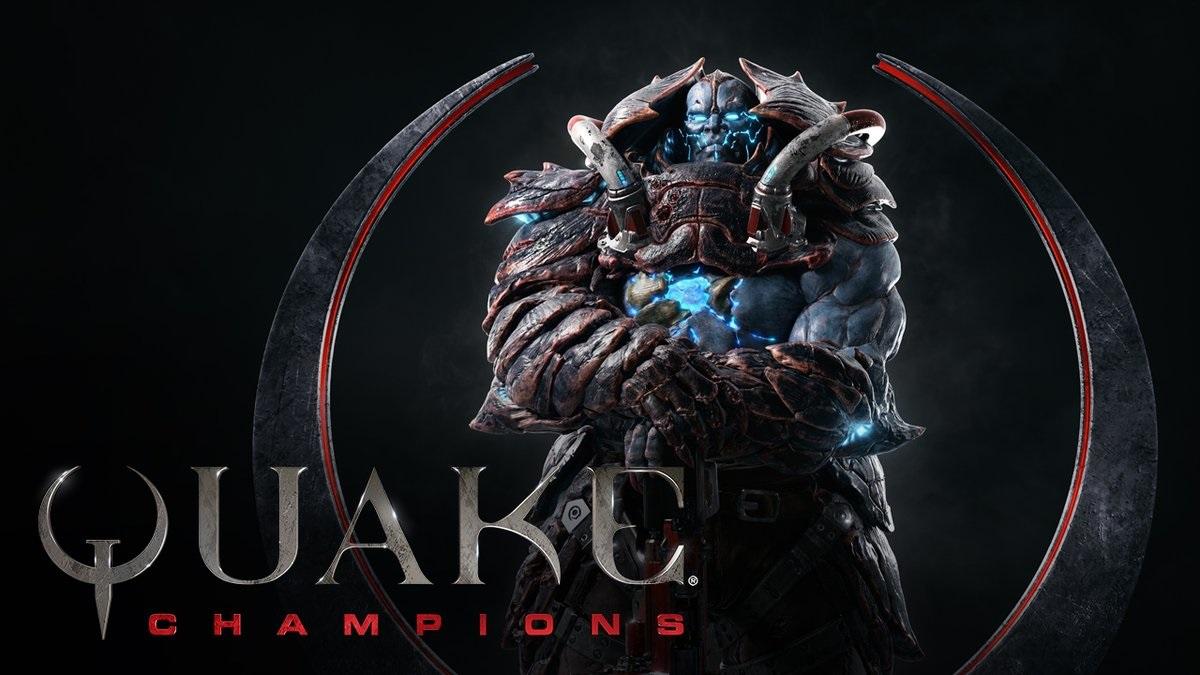 Quake Champions; Scalebearer