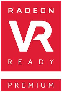 Radeon VR Ready
