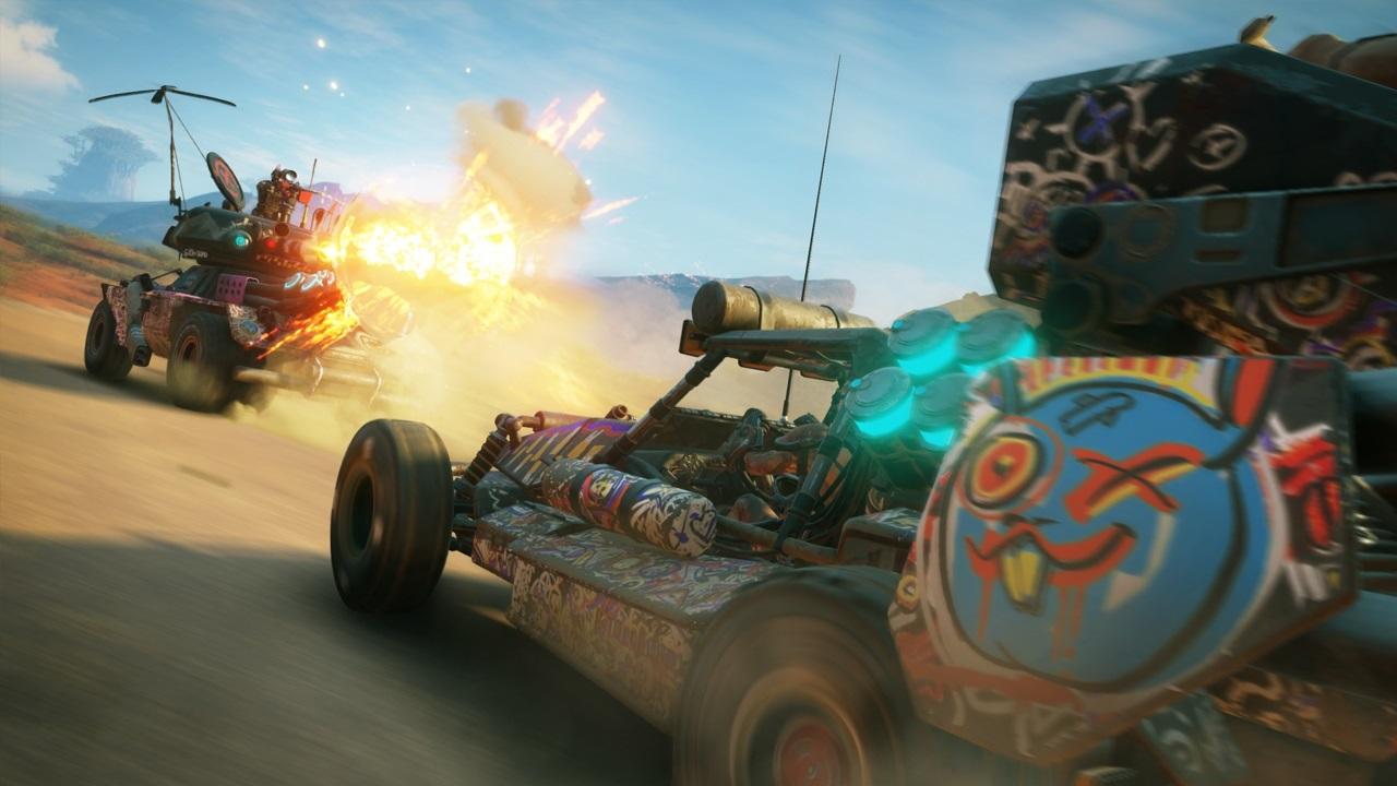 Nejočekávanější hry v roce 2019; Rage 2, screenshot: bugina