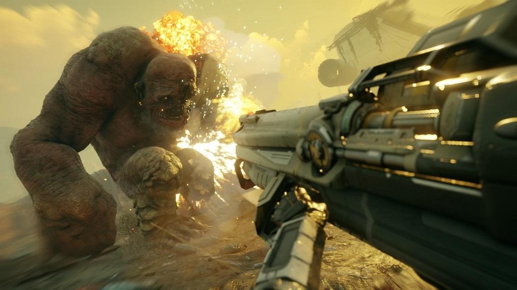 Rage 2; gameplay, mutanti, nepřátelé