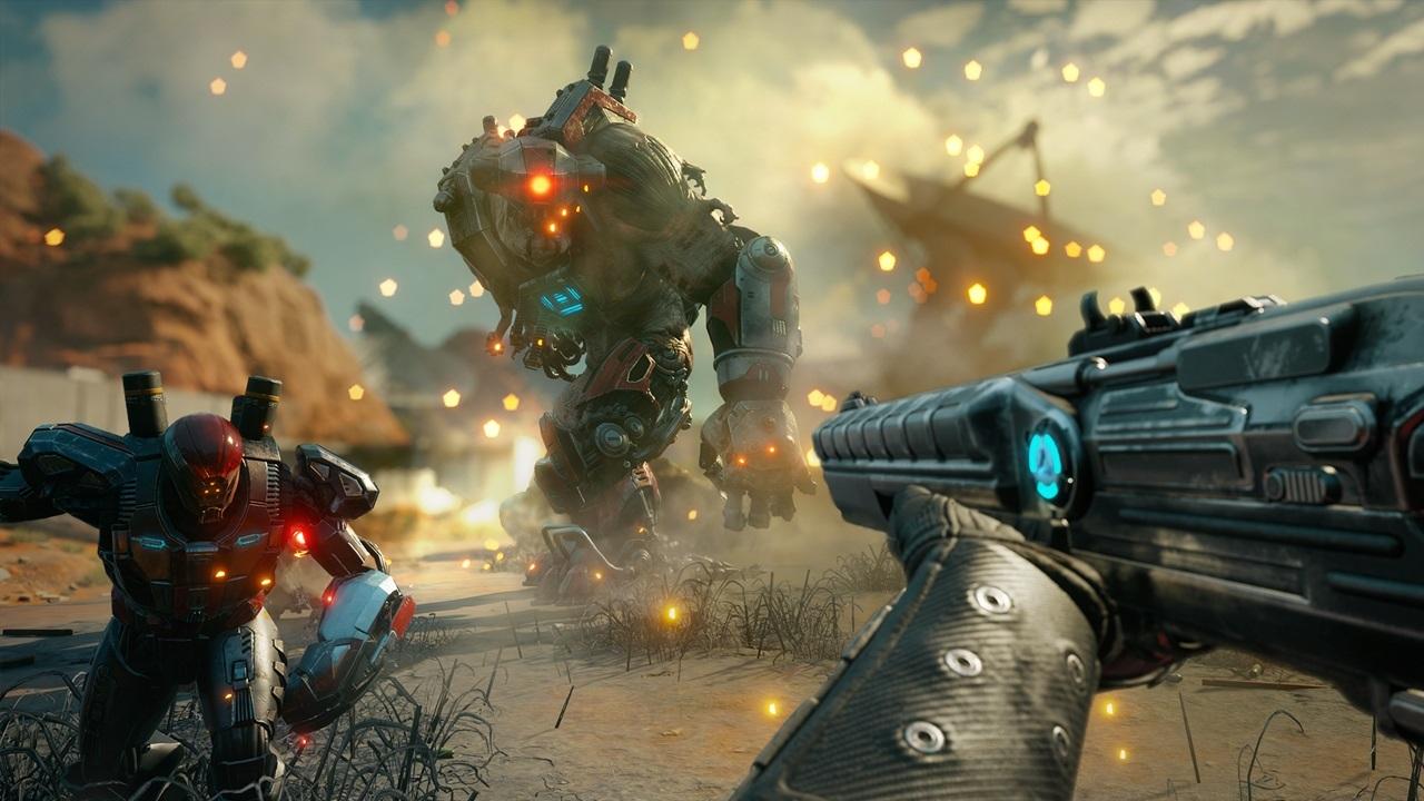 Nejočekávanější hry v roce 2019; Rage 2, screenshot: mutant