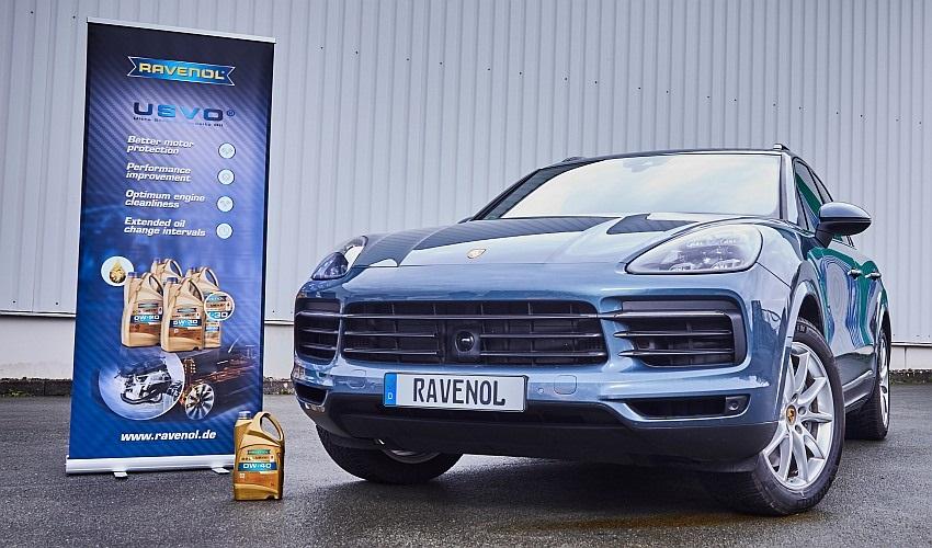Oleje Ravenol - Porsche