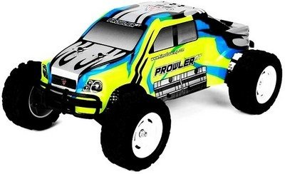 RC model, monster truck