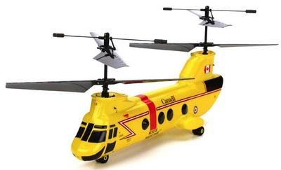 Tandemový vrtulník