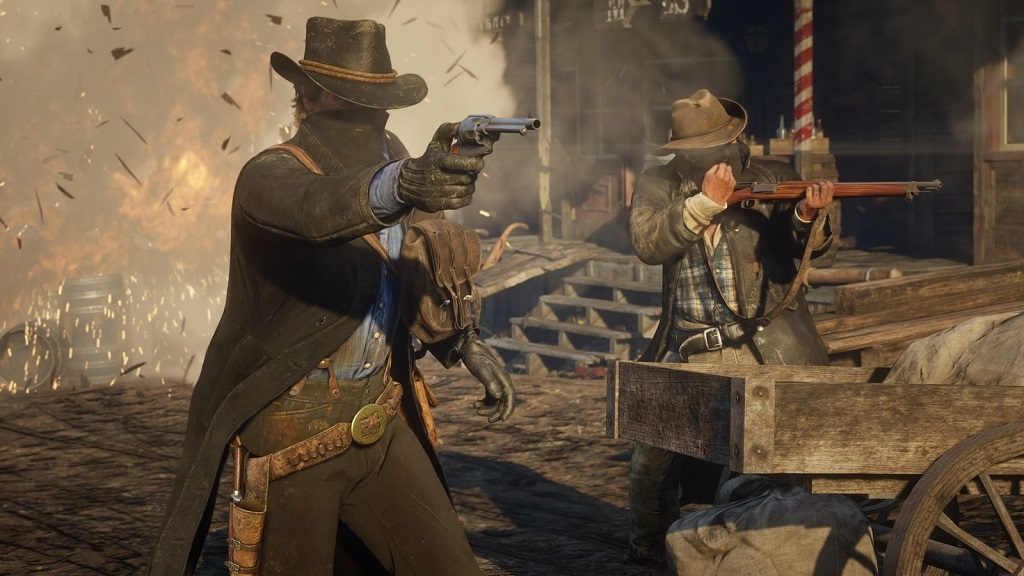 E3 2018; Red Dead Redemption 2