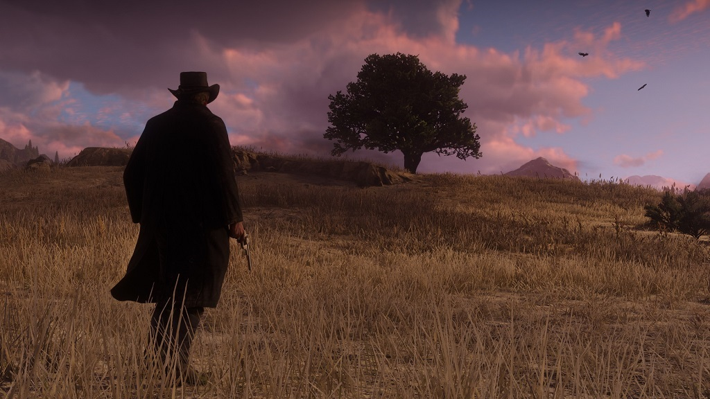 Red Dead Redemption 2; screenshots, atmosféra