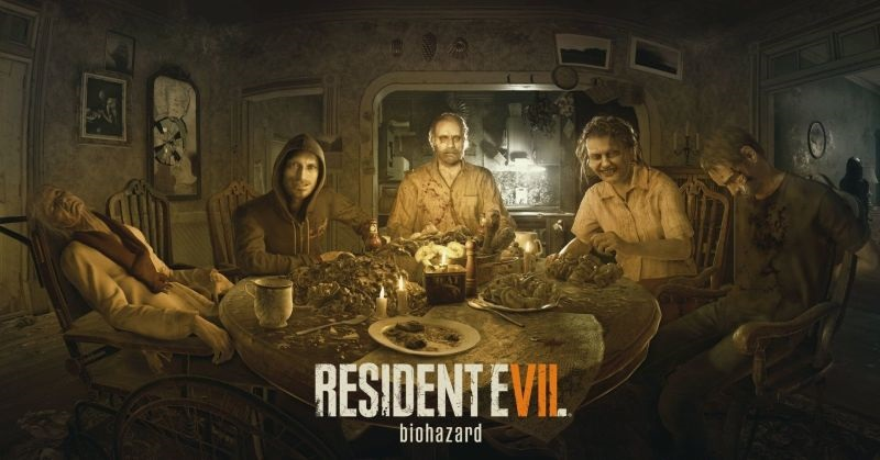 Resident Evil 7: biohazard; screenshot: cover