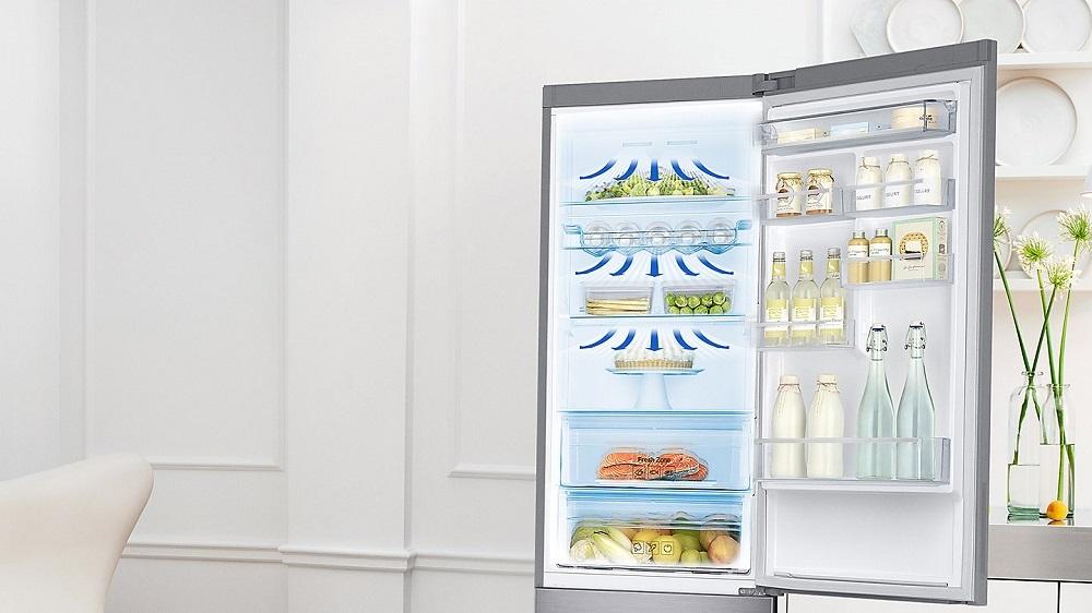 Samsung - chladnička RB37J5225SS/EF