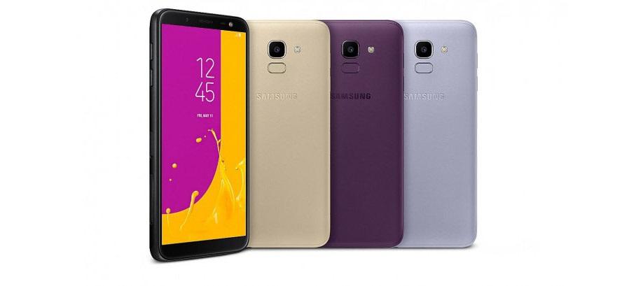 655231add Nová řada smartphonů Samsung Galaxy J6 (2018)
