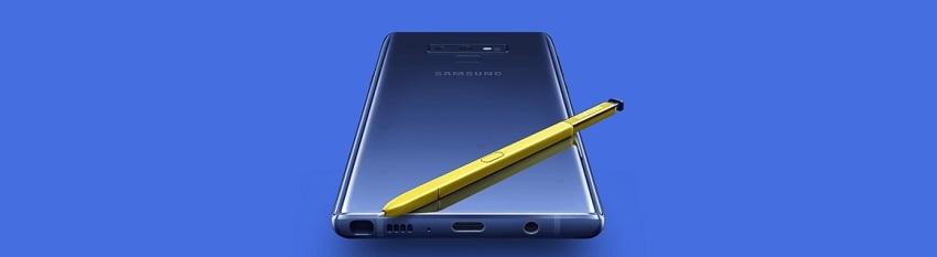 Samsung Galaxy Note9; recenze