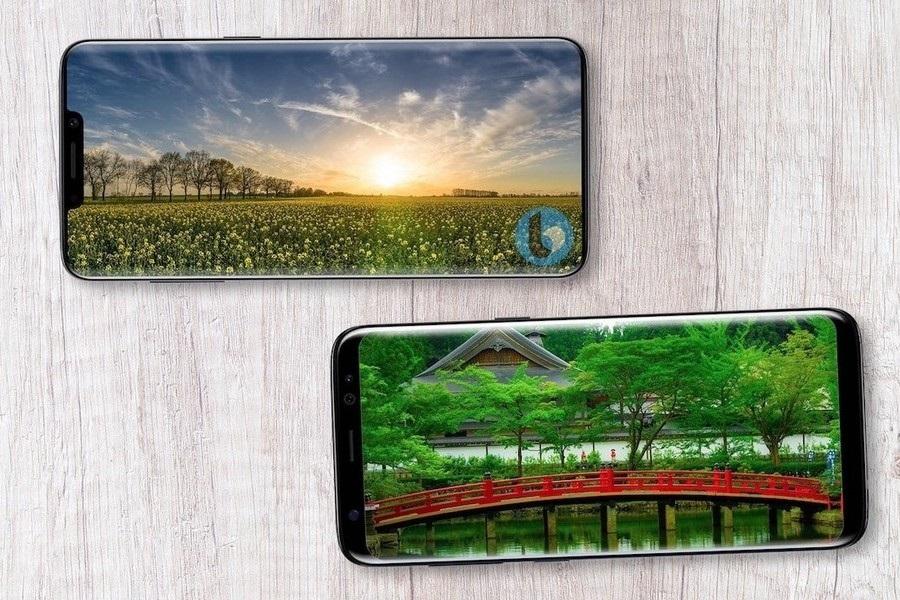 Samsung Galaxy S10, render