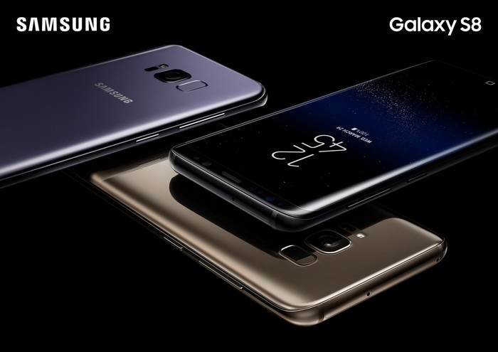 Samsung Galaxy S8 - dokonalé zpracování