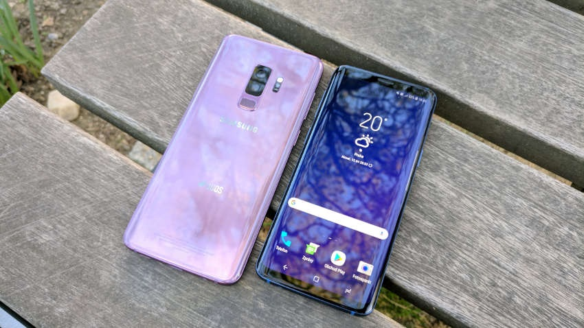 Samsung Galaxy S9 a Samsung Galaxy S9+