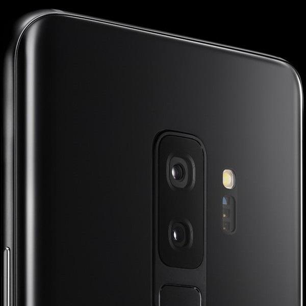 Samsung Galaxy S9+, černý