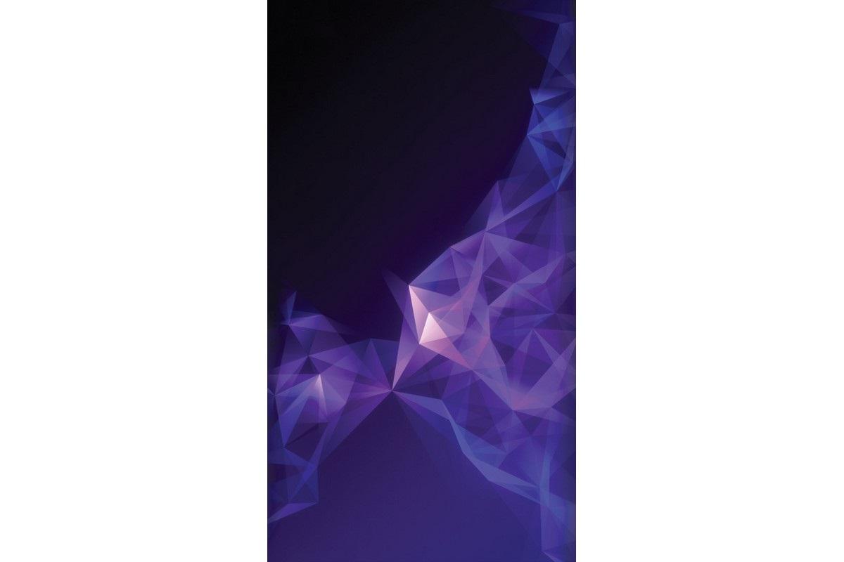 Samsung Galaxy S9 a S9+, tapeta