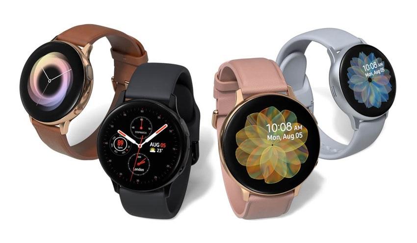 samsung; chytré hodinky; smartwatch; wearables
