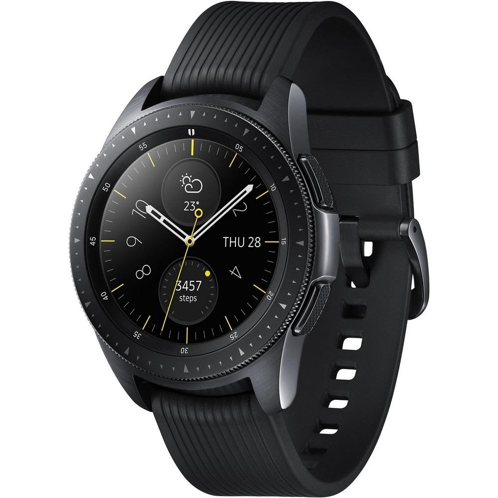 Samsung Galaxy Watch, černé
