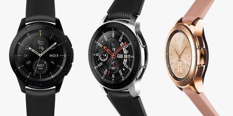 Samsung Galaxy Watch: Stylové hodinky pro každou příležitost